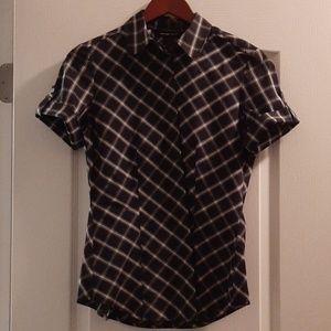 New York & Company Stretch Shirt